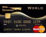 Kartu Kredit Danamon World Card