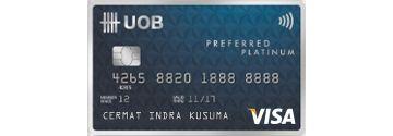 UOB Preferred Platinum Visa