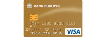 Bukopin Visa Gold
