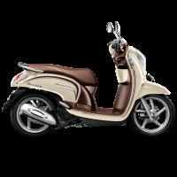 Honda Scoopy FI Stylish eSP