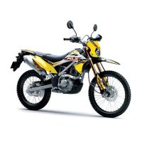 Kawasaki KLX 150 BF SE Yellow