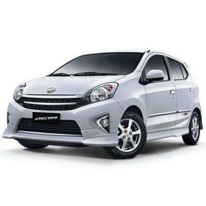 Toyota Agya E M/T (Hatchback)