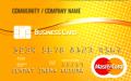 Bukopin Colorful Biz Card