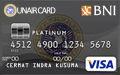 BNI-UNAIR Card Platinum