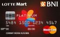 BNI-LOTTEMart Card Platinum
