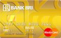 BRI MasterCard Gold