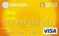 BNI-UNS Card Gold