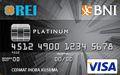 BNI-REI Card Platinum