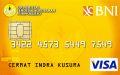 BNI-Universitas Jenderal Soedirman Purwokerto Card Gold