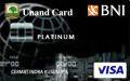 BNI-UNAND Card Platinum