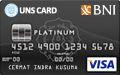 BNI-UNS Card Platinum