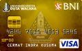 BNI-Universitas Kristen Duta Wacana Card Gold