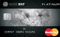 Bank BNP MasterCard Platinum