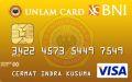 BNI-UNLAM Card Gold