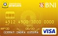 BNI-Universitas Sriwijaya Card Gold