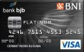 Bank BJB Credit Card Platinum