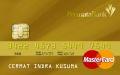 PermataReward Card MasterCard Gold