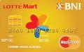 BNI-LOTTEMart Card Gold