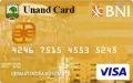 BNI-UNAND Card Gold