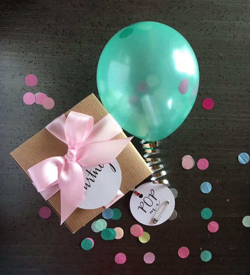 balon pop-up