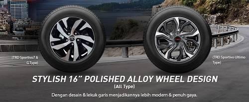 Desain Toyota Rush