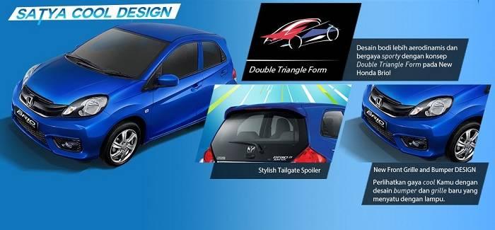 Desain Honda Brio