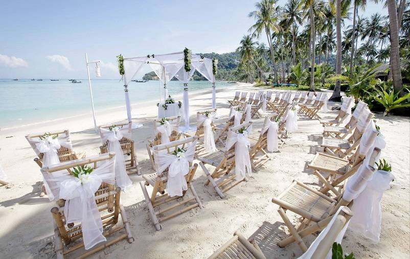 Nikah Di Pantai
