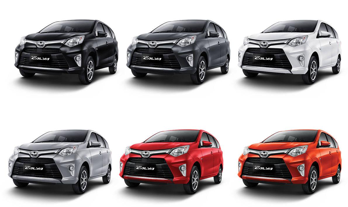 530+ Gambar Dan Warna Mobil Calya Gratis Terbaru