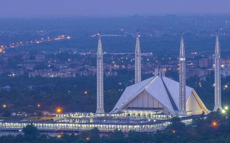 Masjid Faisal - Masjid Terbesar dan Terindah di Dunia