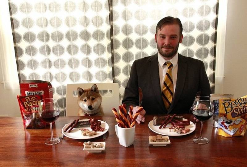 Dog Food Tester via huffpost.com