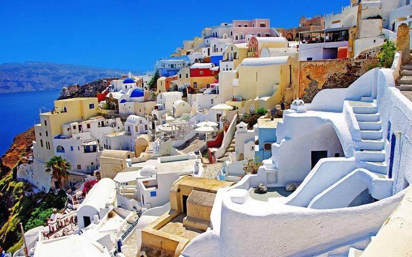 Yunani - Destinasi Liburan Ke Luar Negeri