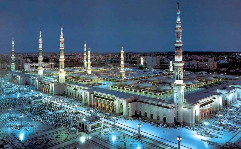 Masjid Al-Haram - Mesjid Terbesar dan Terindah di Dunia