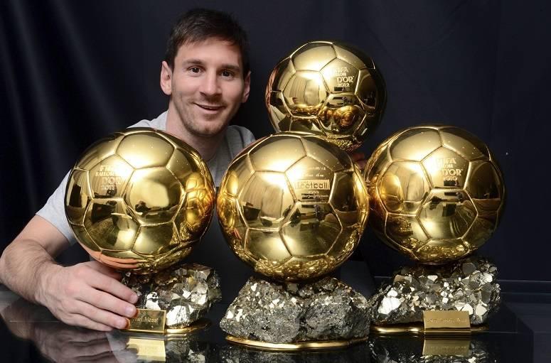 Lionel Messi - Atlet Terkaya