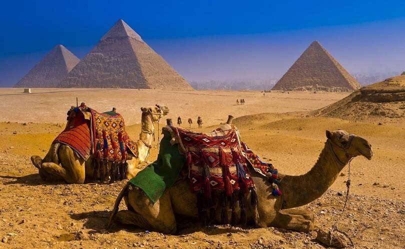 Mesir - Destinasi Liburan Ke Luar Negeri
