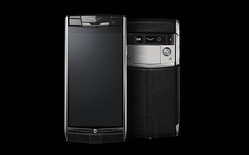 10 HP Termahal di Dunia, Vertu Signature Touch
