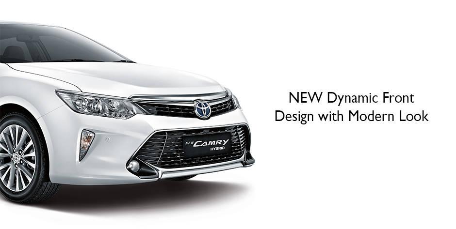 Desain Toyota Camry