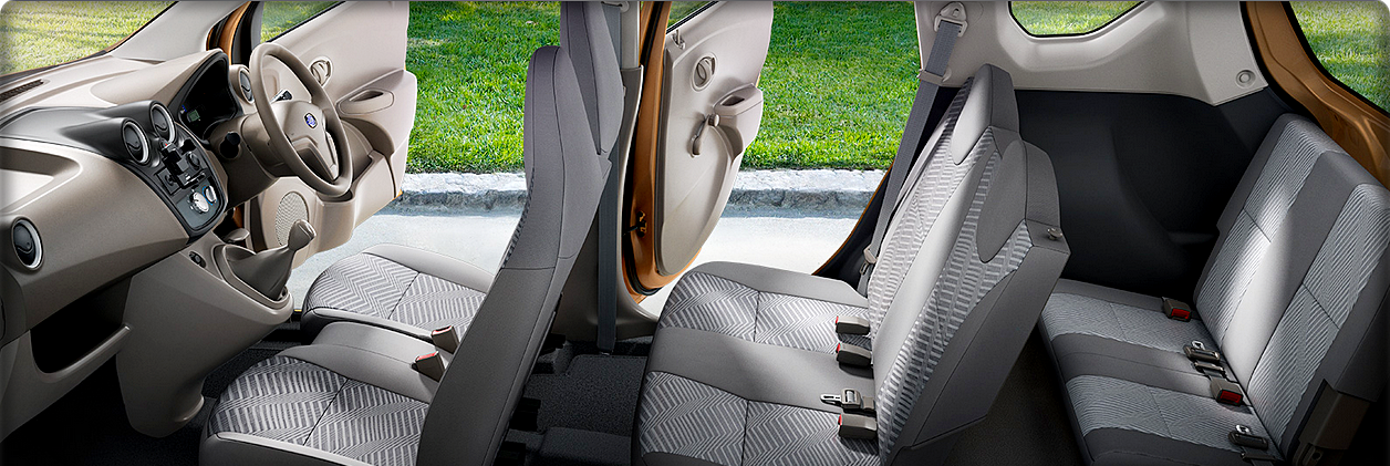 Interior Datsun Go