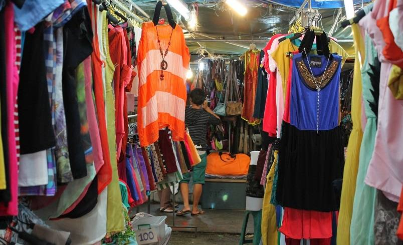 Jualan Pakaian Import