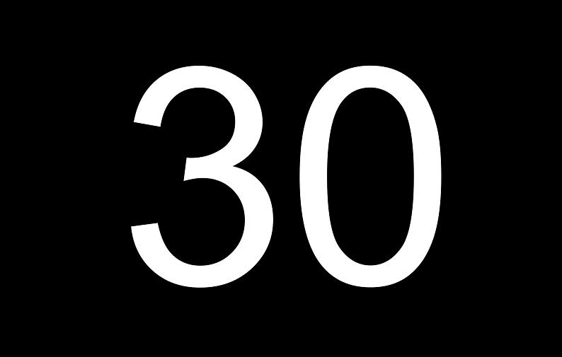 Aturan 30