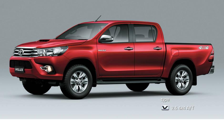 Desain Toyota Hilux