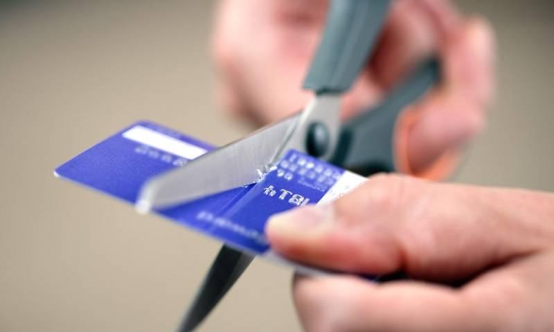 Tutup Kartu Kredit