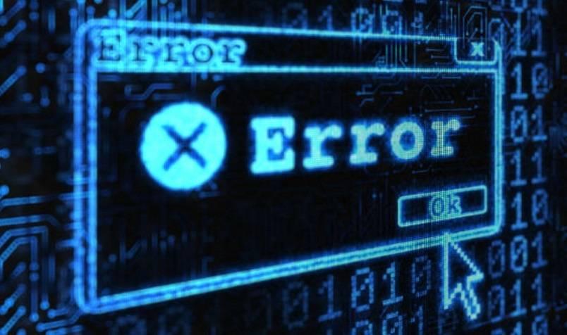 Error Mesin EDC