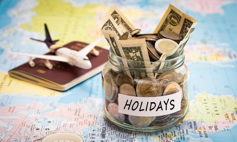 anggaran liburan