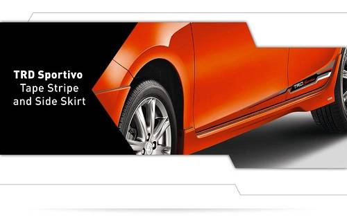 Desain Toyota Yaris