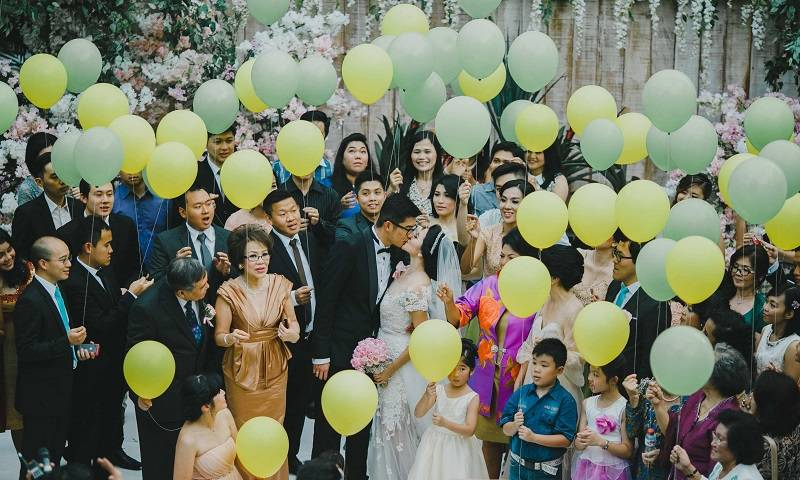 Tamu Undangan Pernikahan