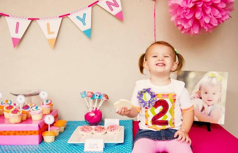 Pesta Ulang Tahun Anak 1 Tahun