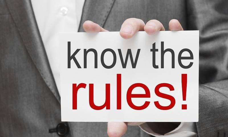 aturan kerja