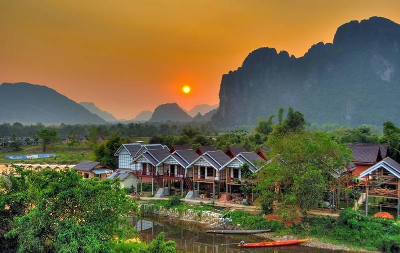 Laos - Destinasi Liburan Ke Luar Negeri