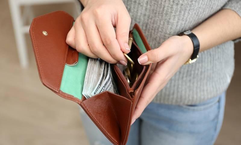 bawa uang pas saat bepergian