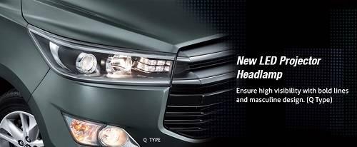 Desain Toyota Innova